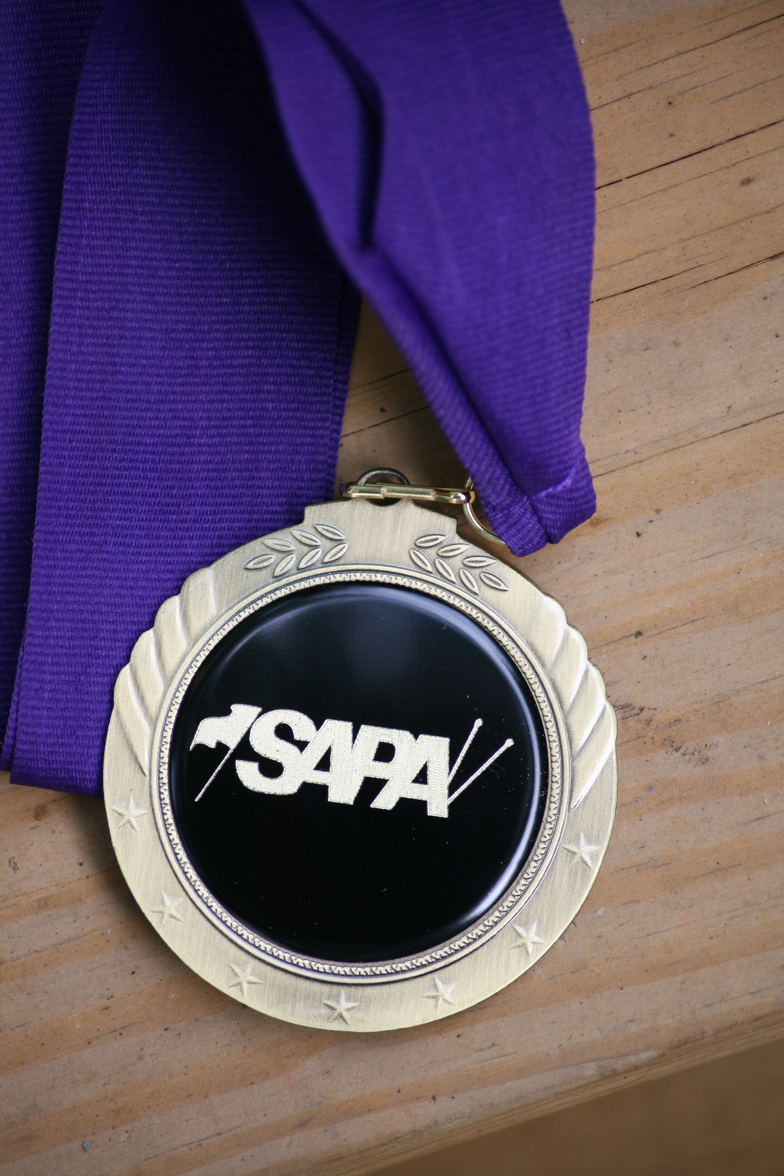 Medals w/ engraved disc – Georgia Trophy